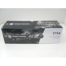 Toner HP CANON  Συμβατό CE278A / CANON CRG 728  Σελίδες:2100 Black