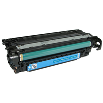 Toner HP Συμβατό CE251A CE401A Σελίδες:7000 Cyan