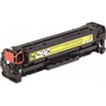 Toner HP CANON  Συμβατό CC532A/CE412A/CF382A CRG-718/CRG-118 Σελίδες:2800 Yellow