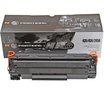 Toner HP CANON  Συμβατό NEW CE285A/CB436A/CB435A Σελίδες:2000 Black